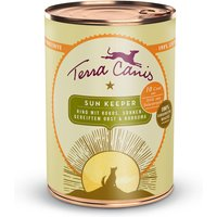 12 x 400 g | Terra Canis | SUN Keeper Save the PLANET | Nassfutter | Hund