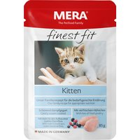 12 x 85 g | Mera | Kitten Finest Fit | Nassfutter | Katze