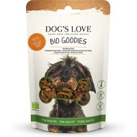 150 g | Dog's Love | Goodies Pute Bio | Snack | Hund