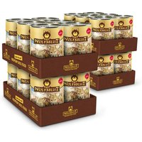 24 x 395 g | Wolfsblut | Wild Duck & Turkey Puppy | Nassfutter | Hund