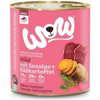 24 x 800 g | WOW | Wild Adult | Nassfutter | Hund