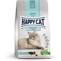 4 kg | Happy Cat | Schonkost Niere Sensitive | Trockenfutter | Katze