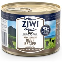 48 x 185 g | Beef Canned Cat Food | Ziwi