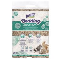 Bunny Bedding Absorber   - 2 x 20 l