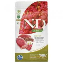 Farmina N&D Quinoa Urinary Ente, Quinoa, Cranberry & Kamille Adult - 3 x 1,5 kg