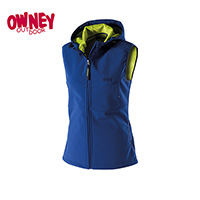OWNEY Softshell-Weste Damen Yunga, royal blue