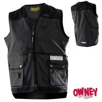 OWNEY Unisex Dog Sport Vest, anthracite
